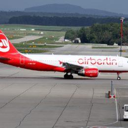 Air Berlin - Kündigung Air Berlin-Mitarbeiter